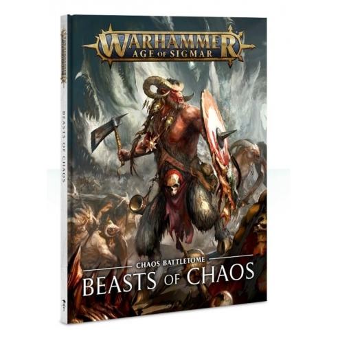 Battletome Beasts of Chaos (ITA) Battletome