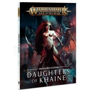 Battletome Daughters of Khaine (ENG) Battletome