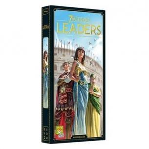 7 Wonders - Leaders (Espansione) Grandi Classici