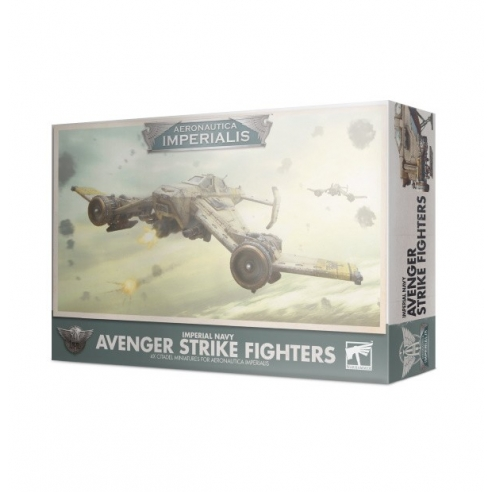 Aeronautica Imperialis - Imperial Navy Avenger Strike Fighters Imperial Navy