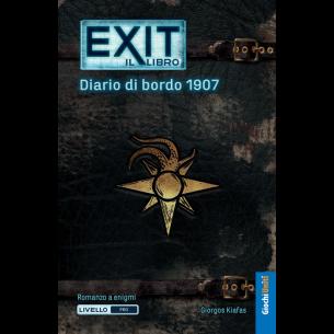 Exit Il Libro - Diario Di Bordo 1907 Investigativi e Deduttivi