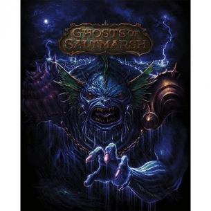 Dungeons & Dragons - Ghosts of Saltmarsh (Alt Cover) (ENG) Manuali