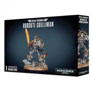 Space Marines - Roboute Guilliman Space Marines