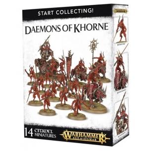 Daemons of Khorne - Start Collecting! Blades of Khorne