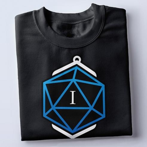 T-shirt Logo InnTale - Nera InnTale