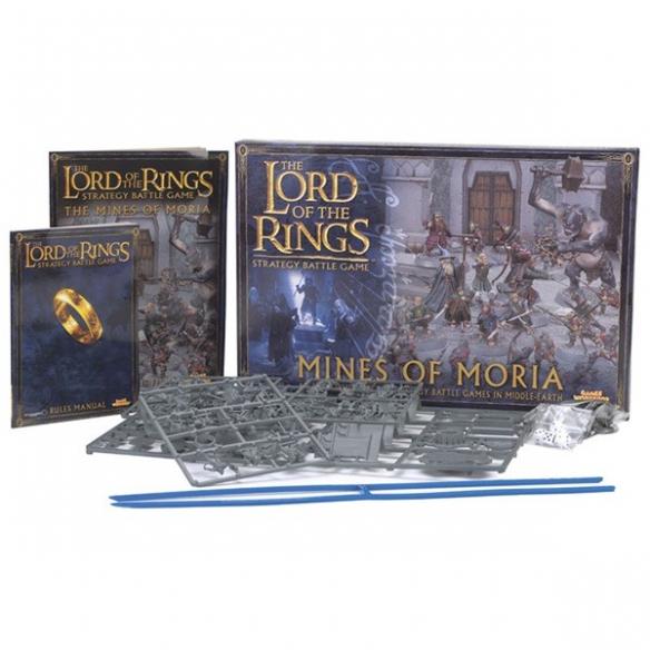 Il Signore Degli Anelli - Miniere Di Moria The Lord Of The Rings