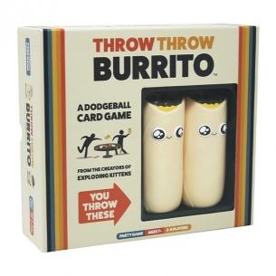 Throw Throw Burrito Destrezza e Abilità