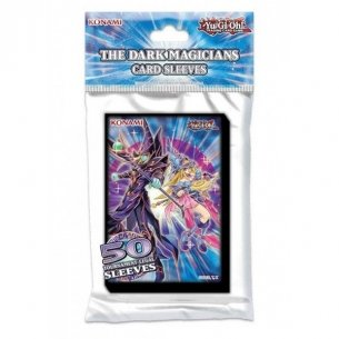 Yu-Gi-Oh! - Dark Magicians - Small Japanese (50 bustine) Bustine Protettive
