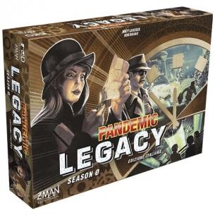 Pandemic Legacy Season 0 Giochi per Esperti