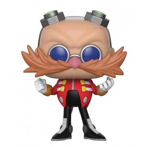 Funko Pop 286 - Dr. Eggman - Sonic the Hedgehog