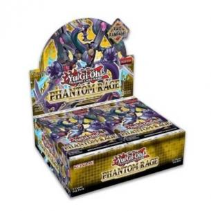 Rabbia Fantasma - Display 24 Buste (ITA - 1a Edizione) Box di Espansione