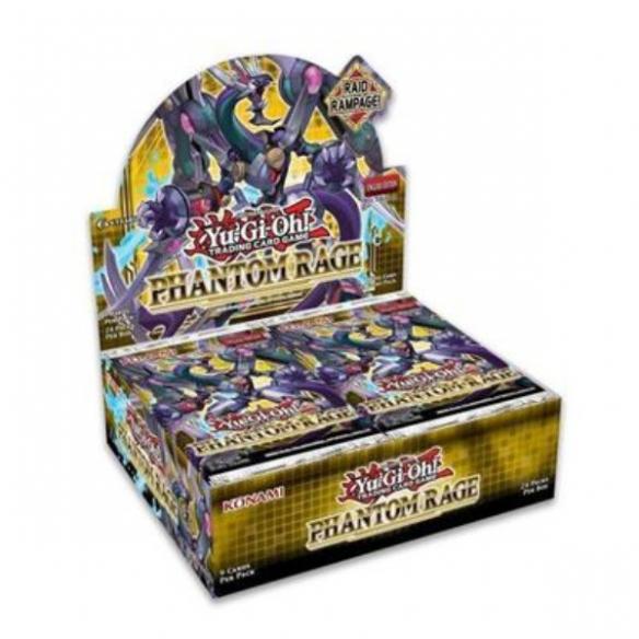 Rabbia Fantasma - Display (24 Buste) - ITA Box di Espansione