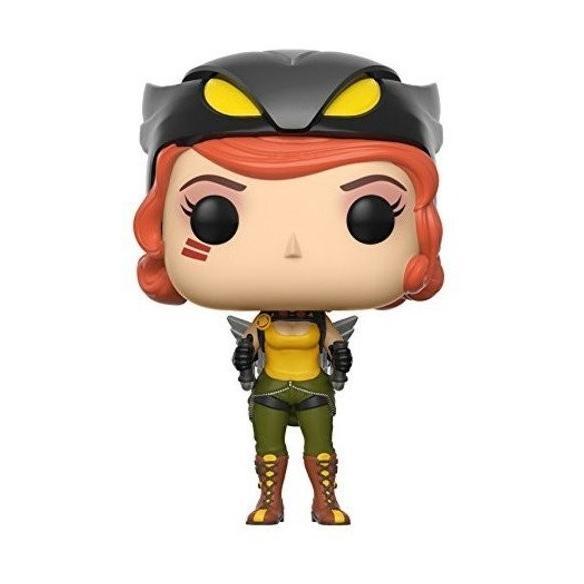 Funko Pop Heroes 223 - Hawkgirl - DC Comics Bombshells Funko