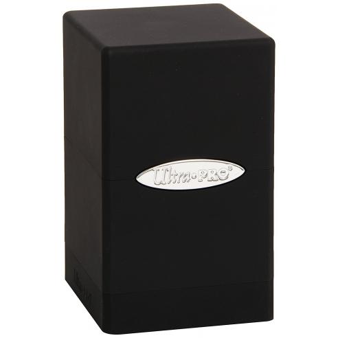 Ultra Pro - Satin Tower - Nero Deck Box