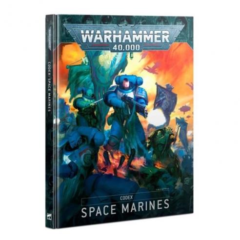 Codex Space Marines (ITA) Codex
