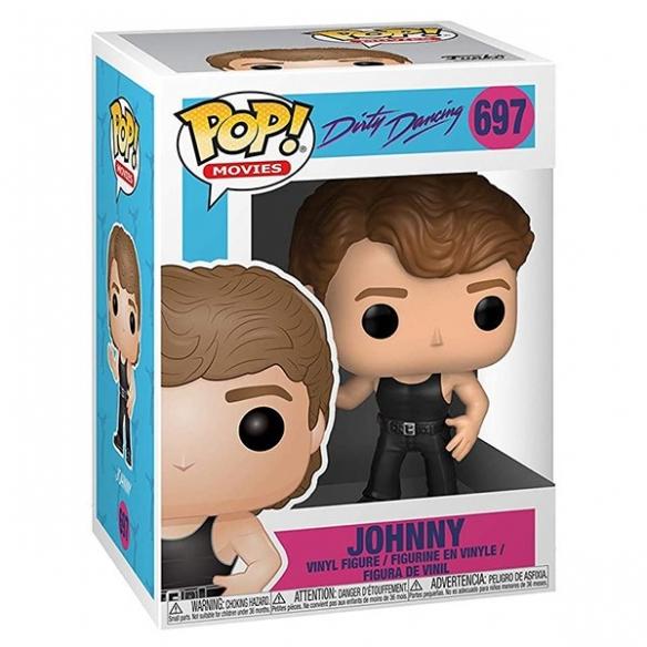 Funko Pop 697 - Movies - Dirty Dancing - Johnny Funko