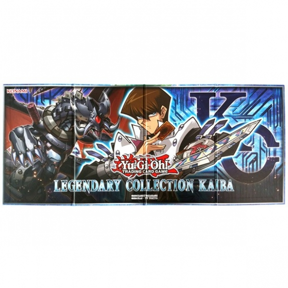 Yu-Gi-Oh! - Playmat - Collezione leggendaria Kaiba Playmat