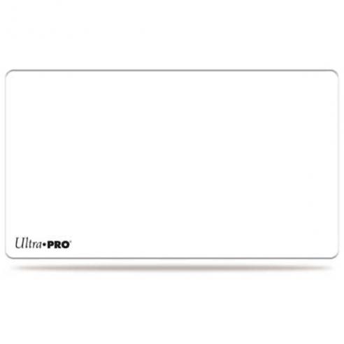 Ultra Pro - Playmat - Solid White Playmat
