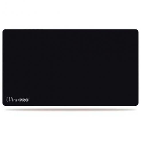 Ultra Pro - Playmat - Solid Black Playmat