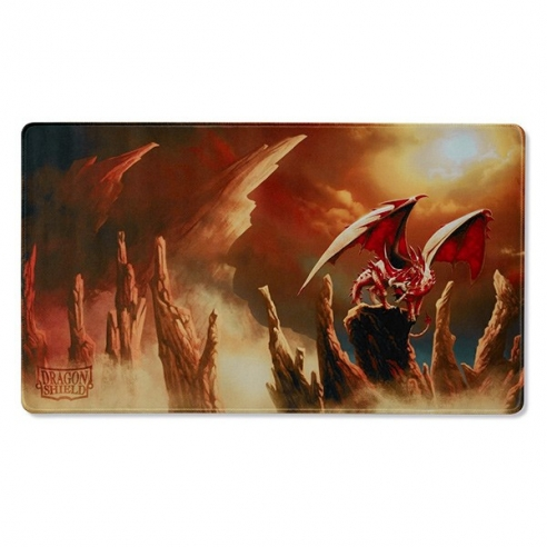 Dragon Shield - Playmat & Life Counter - Rubis Playmat