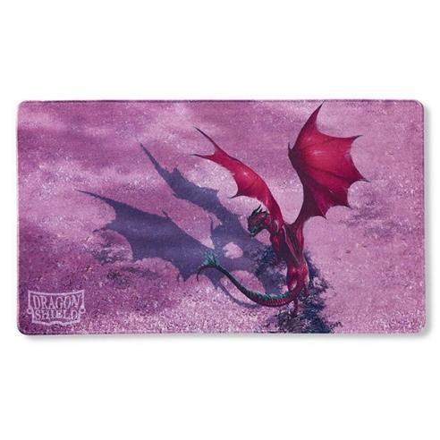 Dragon Shield - Playmat & Life Counter - Fuchsin Playmat
