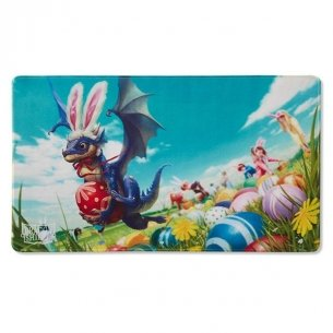 Dragon Shield - Playmat & Life Counter - Easter Dragon Playmat
