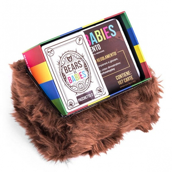 Bears Vs Babies Party Games