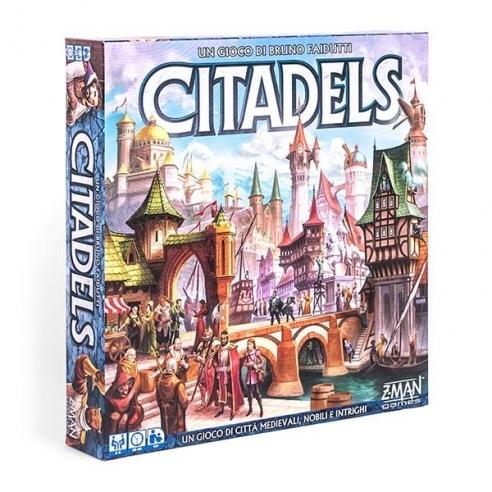 Citadels Giochi Semplici e Family Games