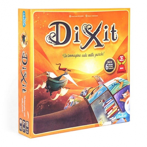 Dixit (Vecchia Edizione) Grandi Classici