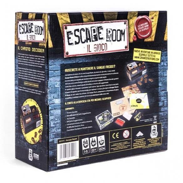 Escape Room Investigativi e Deduttivi