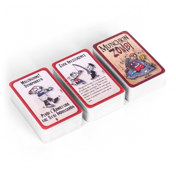 Munchkin - Zombie Party Games