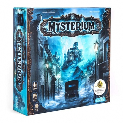 Mysterium Party Games
