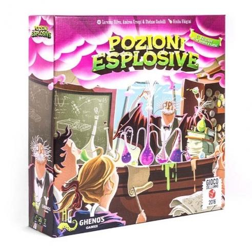 Pozioni Esplosive Giochi Semplici e Family Games