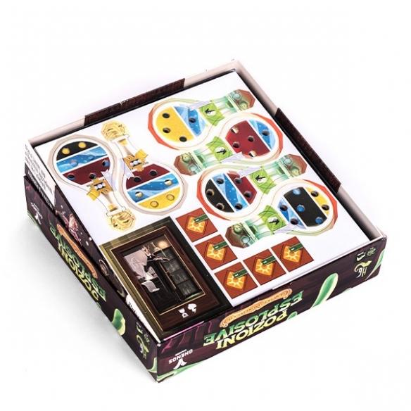 Pozioni Esplosive - Il Quinto Ingrediente (Espansione) Giochi Semplici e Family Games