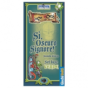 Si, Oscuro Signore - Set Verde Party Games