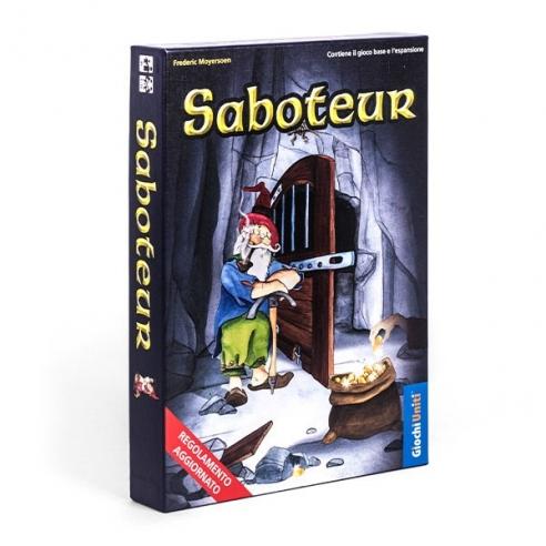 Saboteur Party Games