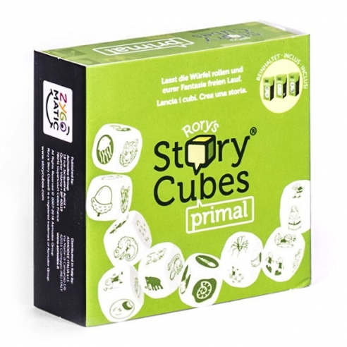 Rory's Story Cubes - Primal Party Games