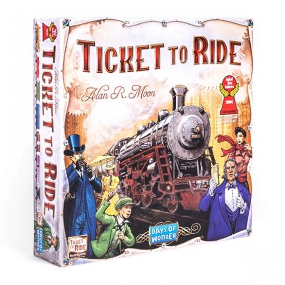 Ticket To Ride Grandi Classici