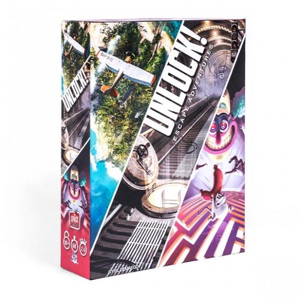 Unlock! 1 - Escape Adventures Investigativi e Deduttivi