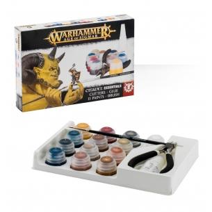 Warhammer Age of Sigmar: Citadel Essentials Citadel 24,00€
