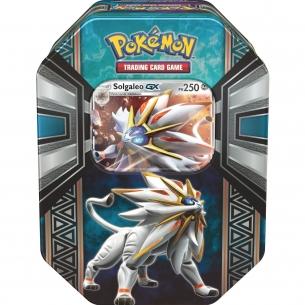 Pokemon Tin da collezione Leggende di Alola: Solgaleo Italiano Pokèmon 29,00€