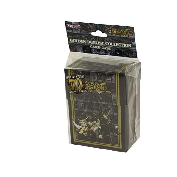 Yu-Gi-Oh! - Deck Box - Golden Duelist Deck Box