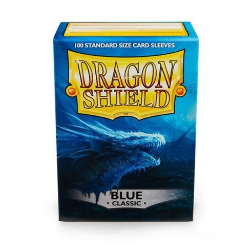 Dragon Shield - Classic Blue - Standard (100 bustine) Bustine Protettive
