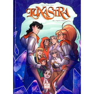 Luxastra 1 - Argento e Indaco InnTale