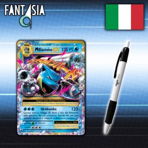 MBlastoise EX - Pokèmon Card ITA - XY Evolutions 22/108 + Fantàsia Pen Fantàsia 16,90€