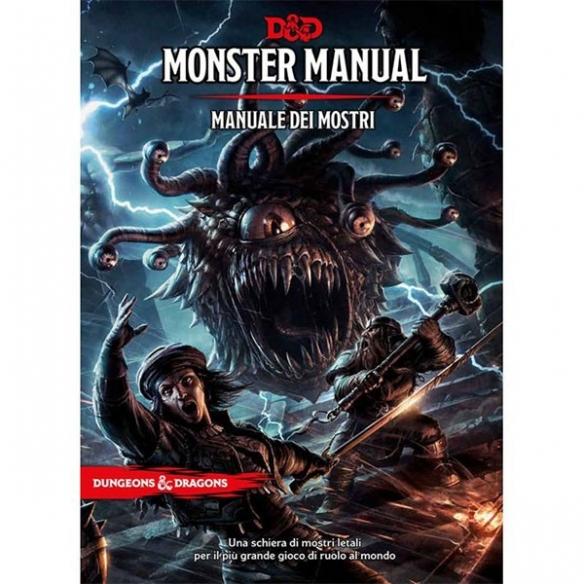 D&D - Starter Bundle Manuali - Giocatore + Master + Mostri + Penna Fantàsia (Bundle) Manuali