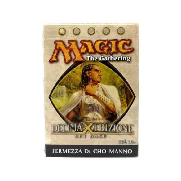 Tenth Edition - Fermezza Di Cho-Manno - Mazzo Tematico (ITA) Mazzi Precostruiti