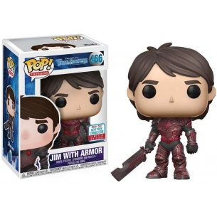 Funko Pop 466 - Jim with Armor NYCC 2017 - TrollHunters  - Funko 19,90 €