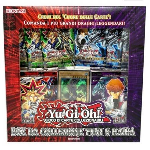 Yugi & Kaiba - Box da Collezione (ITA - Unlimited) Tin e Confezioni Speciali