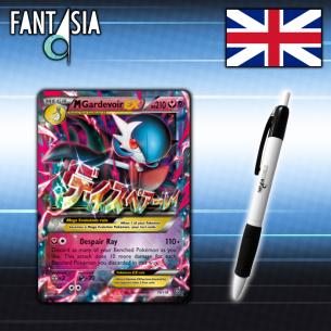 MGardevoir EX - Pokèmon Card ENG - Steam Siege 79/114 + Fantàsia Pen Fantàsia 4,90€